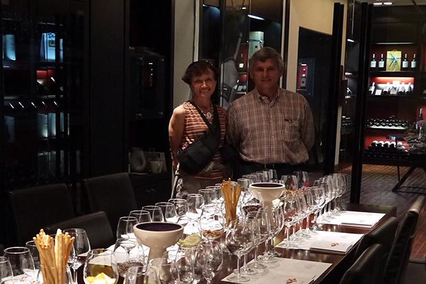 Michel & Evelyne, Francia
